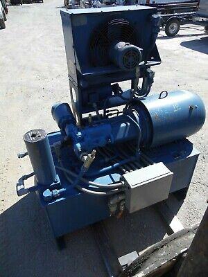 25hp. Hydraulic Power Unit Vickers