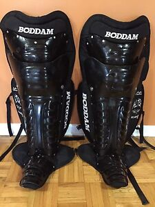Boddam Lacrosse Leg Guards
