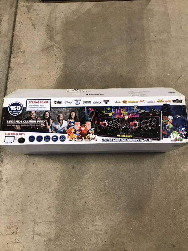 Legends Gamer Pro SE Tabletop Wireless Arcade 150 games