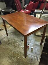 Classic Solid Timber Dining Table Petersham Marrickville Area Preview