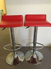 2 Modern red chair for sale Daceyville Botany Bay Area Preview