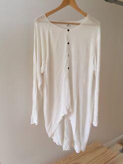 Yohji Yamamoto long knitwear $85
