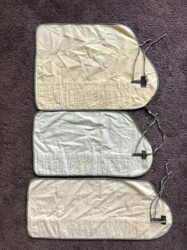 Vintage Tiffany And Co. Anti-Tarnish Silverware Bags