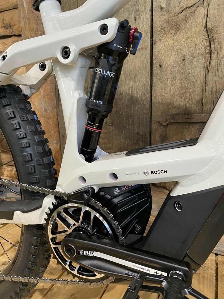 *NEU* Haibike FullSeven 9 Bosch Performance CX 625Wh E-Bike 2021 in Waldbröl