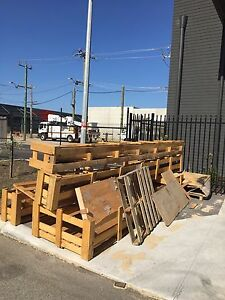 Free wood and pallet Noranda Bayswater Area Preview