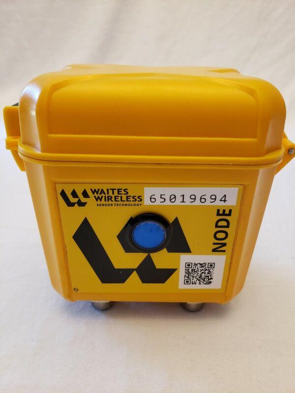 Waites Wireless Vibration Monitoring System Node