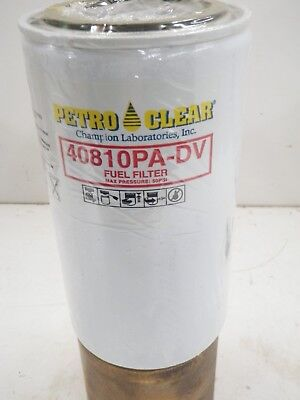 Petro Clear 40810PA-DV 10 Micron Fuel Filter Filter