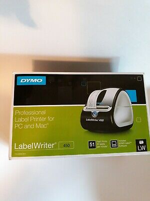 Dymo Labelwriter 450 1752264 Label Printer - Blacksilver