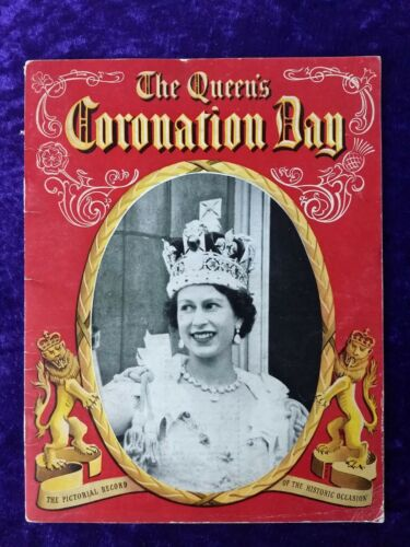 1953 Royal book