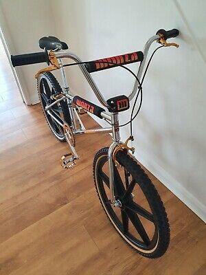 """MONZA BMX OLD SCHOOL BMX 24"""" SKYWAYS BLACK 07824510635 - THIS PRICE 20/9/21 !!!"""