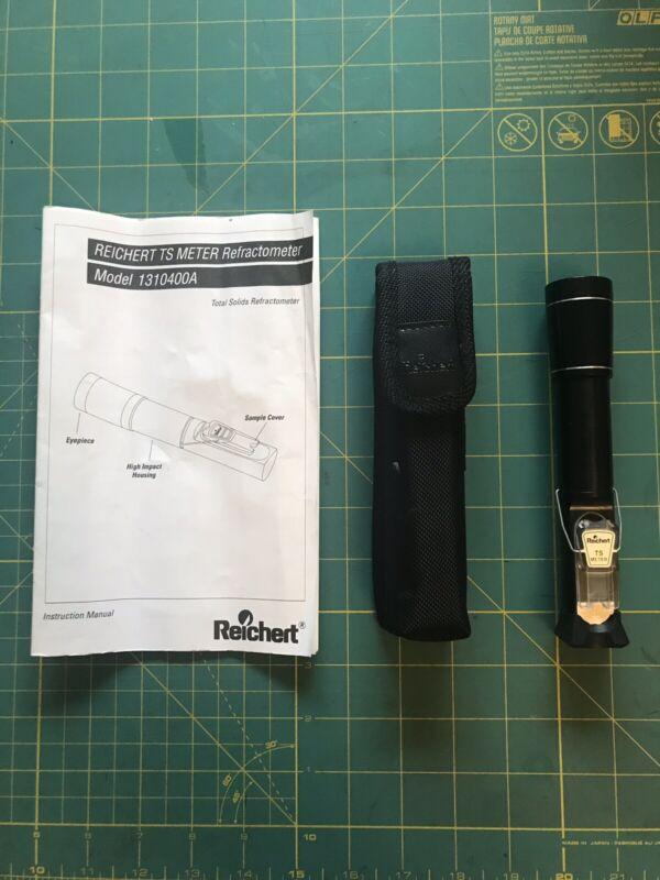 Reichert Ts Meter Refractometer Model 1310400A