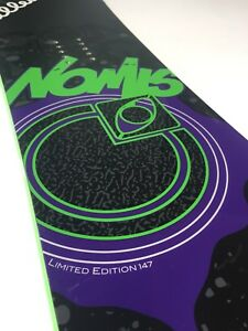 Limited edition Nomis Snowboard