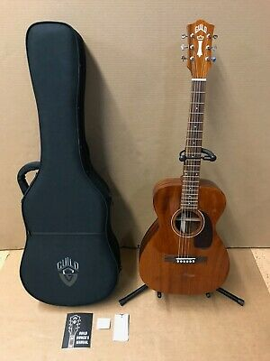 Guild M-120 The Westerly Collection Acoustic Guitar w/ Case ++EXCELLENT++