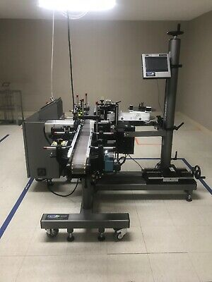 Ctm 360a High Speed Label Applicator 360 Series Label Machine