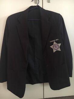 Lourdes hill college blazer size 10