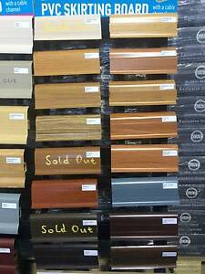 PVC Skirting Boards FREE (6 PALLETS) CLEARANCE!!! Ormeau Gold Coast North Preview