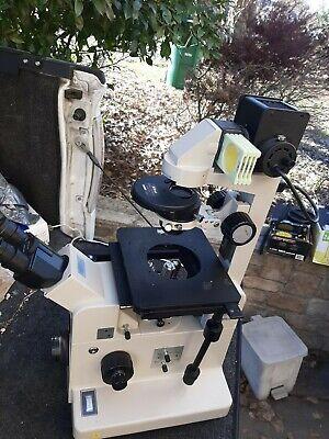 Nikon Diaphot Microscope Inverted New Lower Price