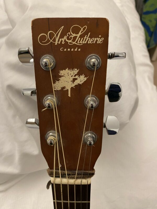 art lutherie electric acoustic guitars