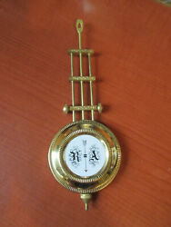 New Old Stock R-A Style Wall Clock Pendulum 7-3/4  (690G)