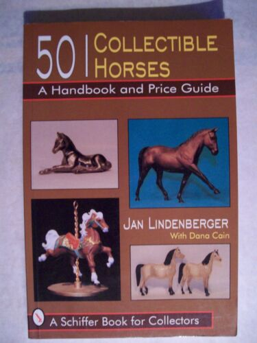VINTAGE HORSES PONY TOY FIGURINE PRICE GUIDE $$ id COLLECTORS BOOK