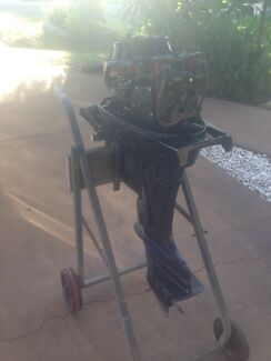 20hp Mercury Blueband for Parts