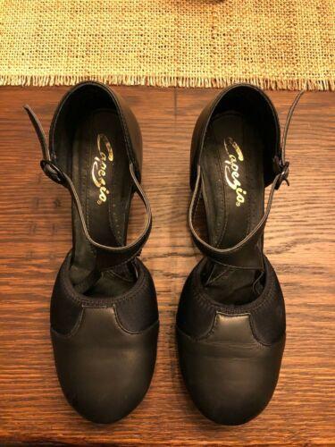 Capezio Broadway Flex Character Shoes
