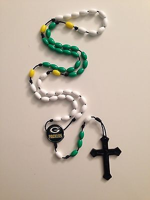 Green Bay Packers Rosary Equipodivino
