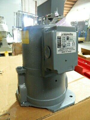 Graymills 14 Hp Cast Iron Recirculating Coolant Pump 115230v Ims25-e