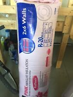 R20 insulation  for $40