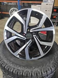"""Genuine VW GOLF GTI 40th Edition 19"""" Ruby Wheel Preston Darebin Area Preview"""