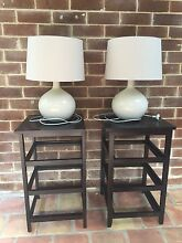 Pair of bedside tables Mosman Mosman Area Preview
