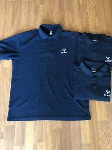St. Mary's Golf Shirts XL $20 for all 3
