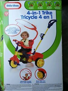 Little Tikes Convertible Tricycle Trike