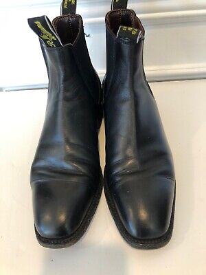 R.M.WILLIAMS PRE-OWNED MENS BOOT (NO BOX) AUSTRALIAN SIZE 8.5 G CF. US SIZE 9.5