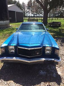 REDUCED 1977 Ford Ranchero 500
