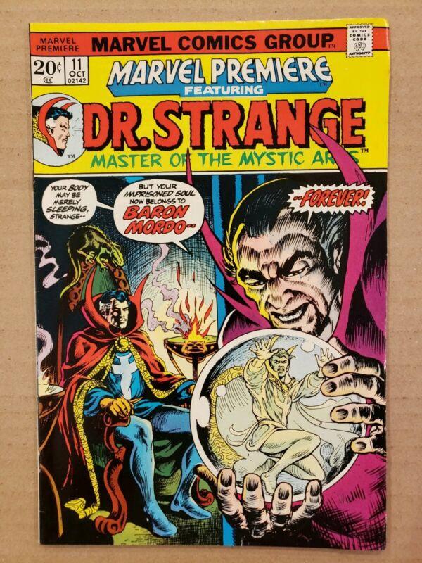 Marvel Premiere #11 Doctor Strange VF