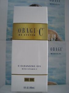Obagi C-Cleansing Gel 6 oz Brand New In Box