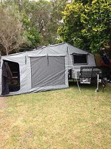 Brand new second hand camper trailer Caringbah Sutherland Area Preview