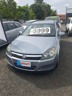 2005 Holden Astra Wagon WAS $5999 NOW $3999 ** XMAS SPECIAL**