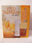 Mr Coffee Ice Tea Maker TM1