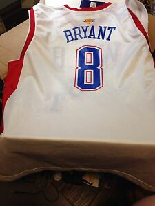 2004 All-Star Kobe Bryant jersey Size Large
