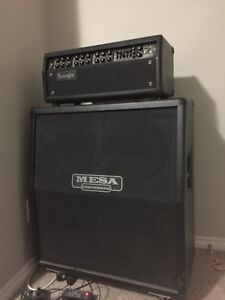 Mesa Boogie Mark V stack