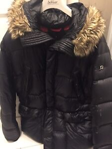 Victorianox Swiss Army Goose down coat - great condition