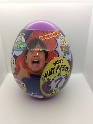 Ryan's World Giant Mystery Egg Series 3 (Purple)