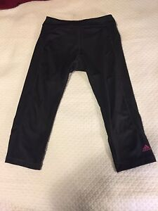 Adidas work out crops