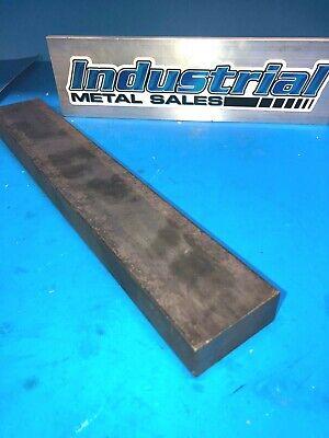 A-36 Hot Rolled Steel Flat Bar 1 X 2 X 12-long--1.0 X 2 A-36 Mill Stock