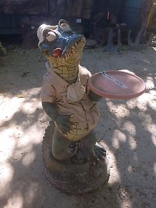 Crocodile Butler Statue Wattle Grove Kalamunda Area Preview