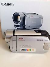 Canon Video Camera Legria FS 306 Narwee Canterbury Area Preview