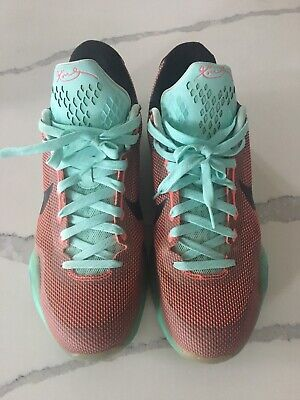 0871955461ce Nike Kobe X 10 Easter Pack Hot Lava Sunset Glow Mens SZ 13 705317-80