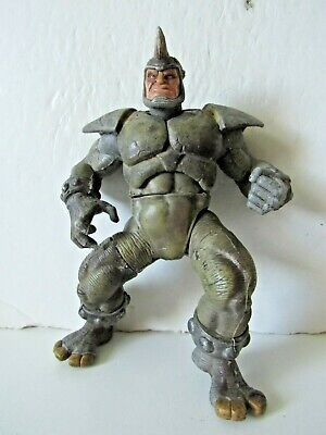 "Marvel Legends Toybiz Spider-Man Classic Series 2 Rhino 6.5"" Inch Action Figure"